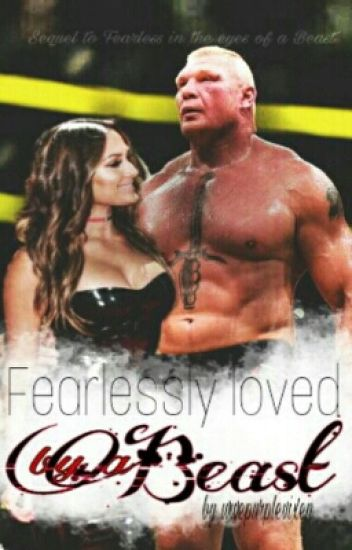Fearlessly Loved By A Beast //BROCKKI *COMPLETE*