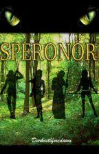 Speronör #Wattys2016 by darkestbforedawn