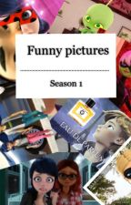 Miraculous: Funny Pictures | Season I | ✔ by -open-book-