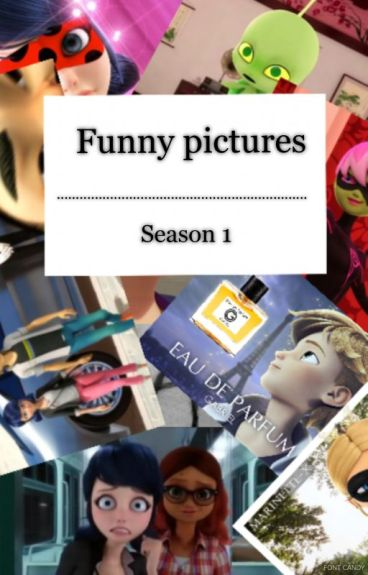 Miraculous: Funny Pictures | Season I | ✔