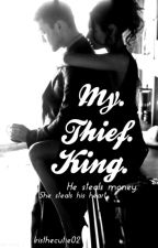 My Thief King / Vampire Academy/ Romitri (2016 COLLECTION) [ON HOLD] by iristhecutie02