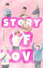 Story of Love [BTS] by kimShena