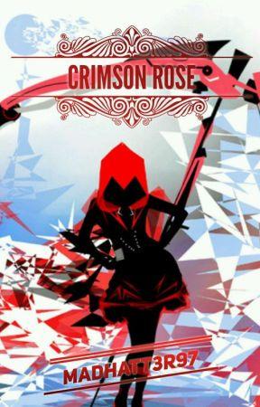 Crimson Rose by MadHatt3r97