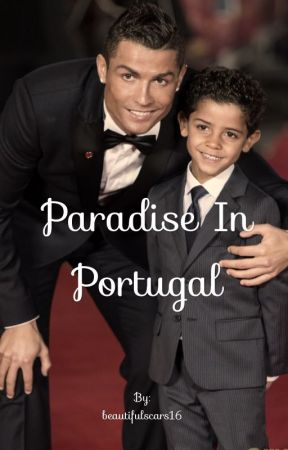 Paradise In Portugal {Cristiano Ronaldo} by beautifulscars16