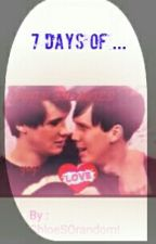 7 Days Of PHAN (yay) by ImJustA_YoungBlood