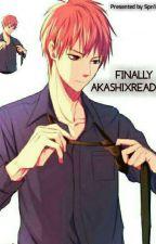 """FINALLY"" (Akashi X Reader) by Spn142"