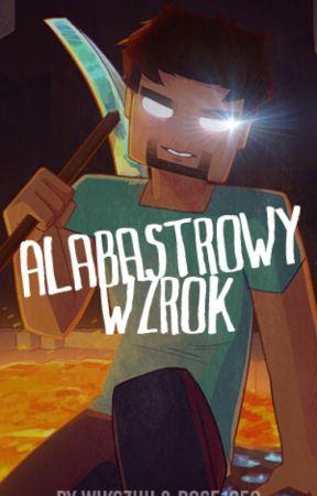 Alabastrowy wzrok II Herobrine by Wikszuu