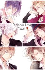 Diabolik Lovers Yaoi || TERMINÉ by hyungtouse