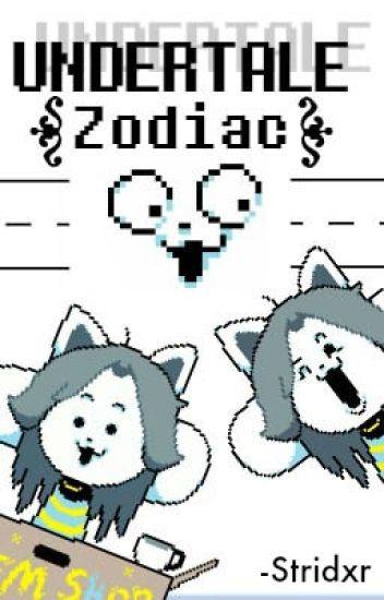   Undertale - Zodiac   
