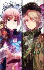 "(T/n) la guardiana de los ""First players"" by Stranger_inu"