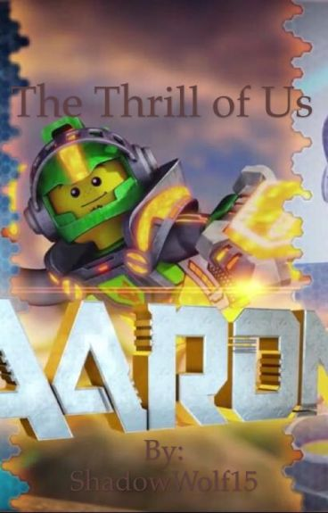 The Thrill of Us: Aaron x Reader