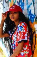 Tanesha Johnson-Don't snitch by natashachisoko