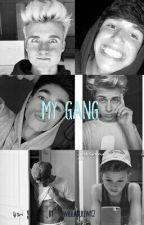 My Gang by Kasztania