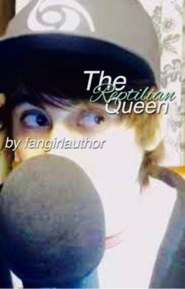 The Reptilian Queen (LeafyIsHere X Reader)