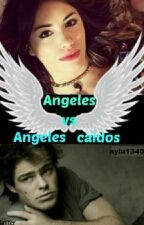 Angeles Vs Angeles Caidos-laliter by aylen1340