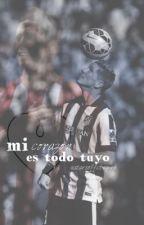 mi corazón es todo tuyo❤️ - Fernando Torres by starsoffcbayern