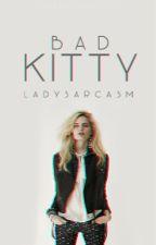 Bad Kitty by LadySarcasm