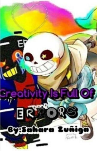 Creativity Is Full Of Errors (Errink, Sanscest, Paperjam)