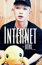 Internet → Shin Hoseok(editando) by Belvg__