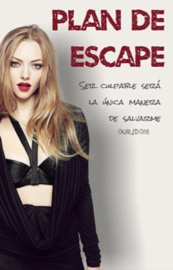 Plan de Escape #Wattys2016