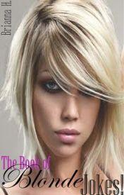 The Book Of Blonde Jokes by 4bribri99