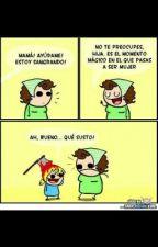 Ventajas Y Desventajas De Ser Mujer by the_queen_7
