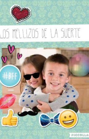 Los Mellizos De La Suerte by Paulina2084