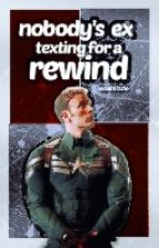 Nobody's ex texting for a rewind || Stony by woahlizzie