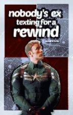 Nobody's ex texting for a rewind || Stony by woahlizzie