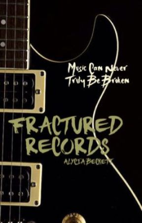 Fractured Records | ✔ by CursiveHand