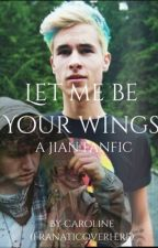 Let Me Be Your Wings- A Jian Fanfic by unstablebutterfly