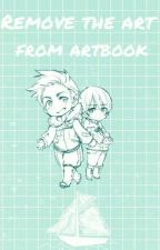 """Remove The """"Art"""" From Artbook by -Belgium"""