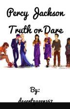 Percy Jackson truth or dare by Dam_Snackbar_666