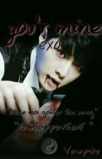 You'r Mine EXO Vampire (fr) by kyunguiechan