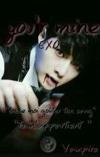 You'r Mine EXO Vampire (fr) by kyunguiechan