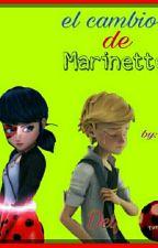 El Cambio De Marinette(Adrienette/Marichat)[Pausada] by Vale_Beast_Evil
