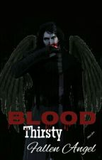 Blood Thirsty Fallen Angel |Ben Solo X Reader AU|  by ReyxSolo