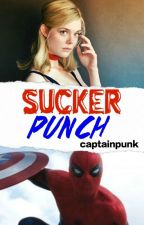 Sucker Punch ➳ Peter Parker by captainpunk
