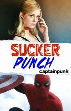 Sucker Punch ➳ Peter Parker by captainpunk
