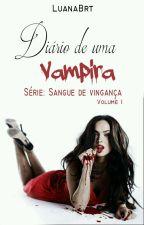 Diario De Uma Vampira by Luzinha_escritora