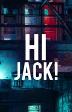 مرحبًا جاك . by Cyillusions