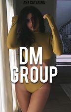 DM GROUP ; ashton irwin by drugsluke