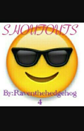 Shoutouts by smolandsensitive