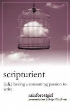 Scripturient by RainforestGirl