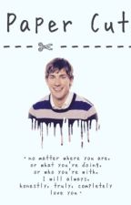 Paper Cut ; Jim Halpert by lovemeknots