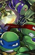 Adored (Ninja Turtle boyfriend scenarios) by senpaihan