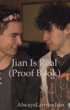 Jian is real (proof book) by AlwaysLarryxxJian