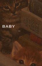 Baby • mashton by lilacskiesatmidnight