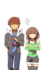 One true love: Chara X Frisk by luvhless