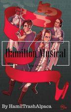 Hamilton Musical One Shots by HamilTrashAlpaca
